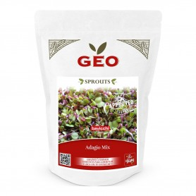 Photo Mix Adagio - Graines à germer bio - 400g Geo