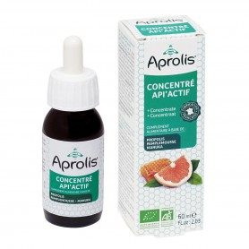 Photo Api'Actif 60ml Bio Aprolis