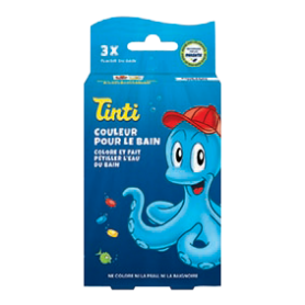 Photo Couleur pour le Bain pack de 3 Tinti