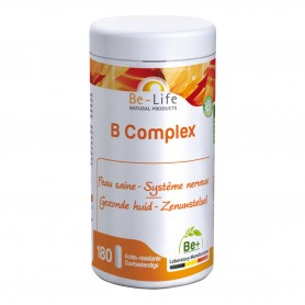 Photo B Complex 180 gélules Be-Life