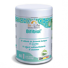 Photo Bifibiol 60 gélules Be-Life