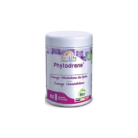 Photo Phytodrene 60 gélules Be-Life