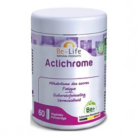 Photo Actichrome 60 gélules Be-Life
