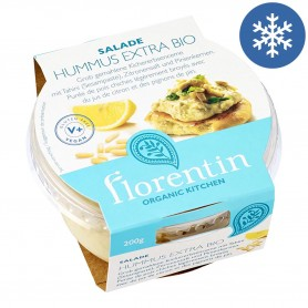 Photo Hummus Extra 200g Bio Florentin