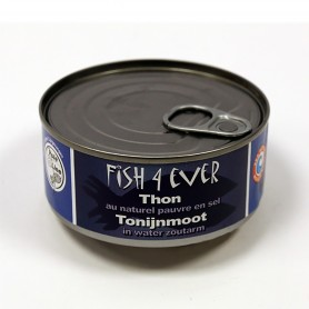 Thon Listao au Naturel 160g Fish4Ever