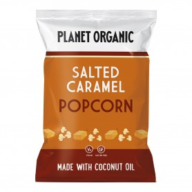 Photo Popcorn Salé et Sucré 20g Bio Planet Organic