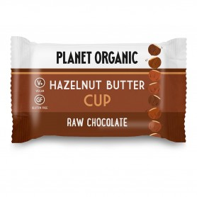 Photo Cup Beurre de Noisettes 25g Bio Planet Organic
