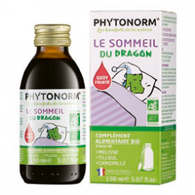 Photo Le Sommeil du Dragon 150ml Bio Phytonorm Junior