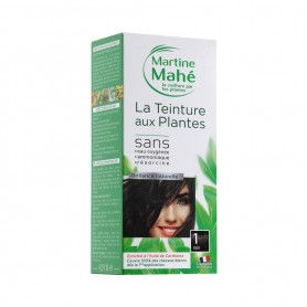 Photo Teinture n°1 Noir 125ml Martine Mahé