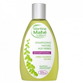 Photo Shampooing aux Herbes 200ml Martine Mahé