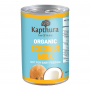 Photo Lait de Coco Bio 400ml Kapthura