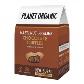 Photo Truffes Chocolatées Noisette 80g Bio Planet Organic