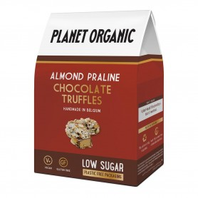 Photo Truffes Chocolatées Amandes 80g Bio Planet Organic