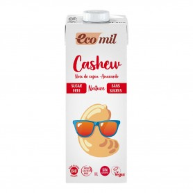 Photo Boisson Noix de Cajou Nature 6x1L Bio Ecomil