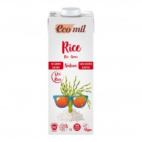 Photo Boisson Riz Nature 6x1L Bio Ecomil