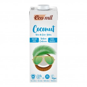 Photo Lait Coco-Calcium Nature 1L Bio Ecomil