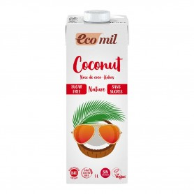 Photo Lait Coco Nature 6x1L Bio Ecomil