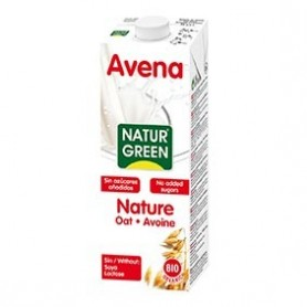 Photo Boisson Avoine Nature 1L Bio Naturgreen