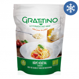 Photo Grattino (Râpé végétal) 75g Bio