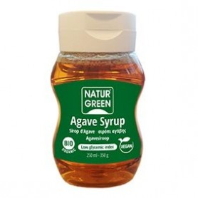 Photo Sirop d'agave 250ml Bio Naturgreen