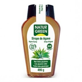 Photo Sirop d'agave 360ml Bio Naturgreen