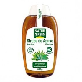 Photo Sirop d'agave 500ml Bio Naturgreen