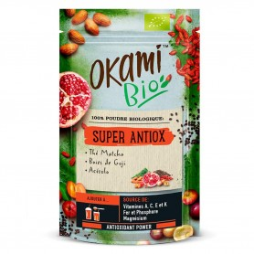 Photo Mélange Super Antiox Bio 150g Okami
