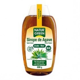 Photo Sirop d'agave Cru 500ml Bio Naturgreen