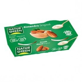 Photo Dessert aux Amandes Original 2x125g Bio Naturgreen