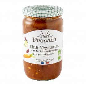 Photo Chili végétarien 670g bio Prosain