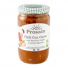 Photo Chili con carne 680g bio Prosain