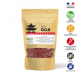 Photo Baies de Goji 250g MGD