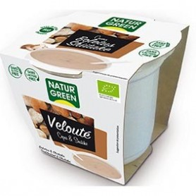Photo Soupe Cèpe-Shiitake 310g Bio Naturgreen