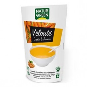 Photo Velouté Carotte-Amande 500ml Bio Naturgreen