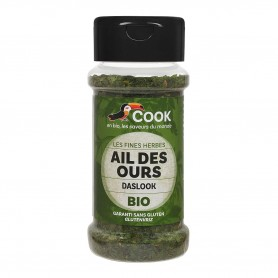 Photo Ail des ours 16g bio Cook