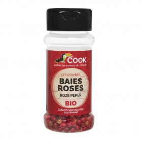 Photo Baies roses entières 20g bio Cook