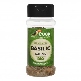 Photo Basilic 15g bio Cook