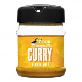 Photo Curry 80g bio Cook