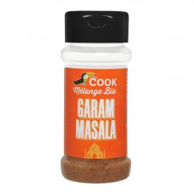 Photo Garam Masala 35g bio Cook