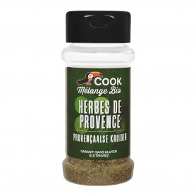 Photo Herbes de Provence 20g bio Cook