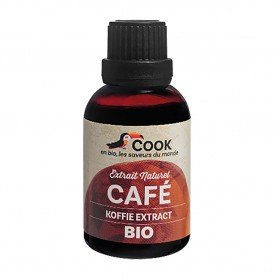 Photo Extrait naturel de café 50 ml bio Cook