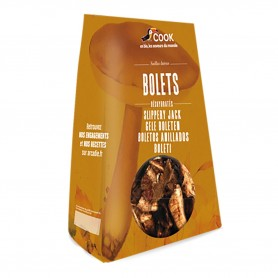 Photo Bolets déhydratés 30g bio Cook