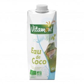 Photo Eau de coco Tetra 50cl bio Vitamont