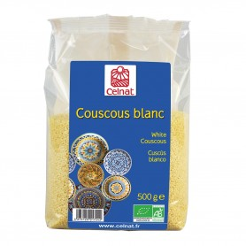Photo Couscous blanc 500g bio Celnat