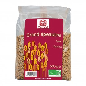 Photo Grand épeautre 500g bio Celnat