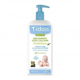 Photo Bioliniment oléo-calcaire 450ml bio Tidoo