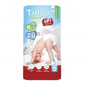 Photo Culottes Tidoo Nature Up! T5/L 12-18kg x36 Tidoo