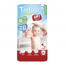 Photo Culottes Tidoo Nature Up! T4/M 8-15kg x38 Tidoo