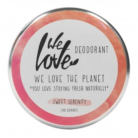 Photo Déodorant crème sweet serenity 48g bio We Love The Planet