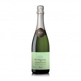 Photo AOP Crémant de Loire blanc brut 75cl bio De Chanceny